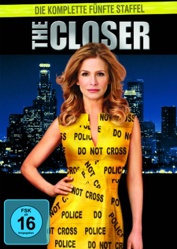 The Closer - Die komplette fünfte Staffel [4 DVDs]