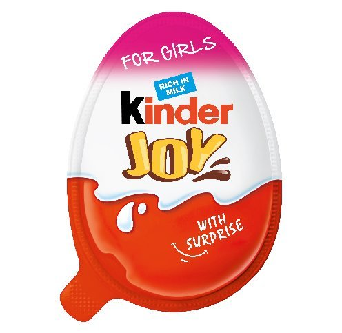 Kinder joy for Girls (Pack of 5)