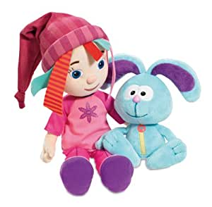 Amazon.com: Everythings Rosie Sweet Dreams Rosie and Raggles: Toys