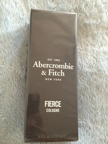 Abercrombie  &  Fitch FIERCE - 50ml * NEW  &  SEALED *