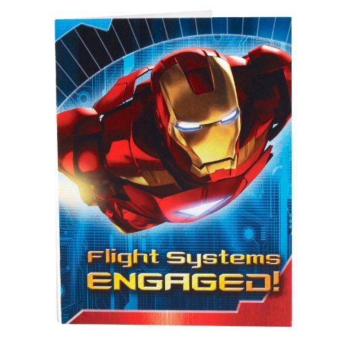Iron Man 2 Invitations (Iron Man Invitations compare prices)