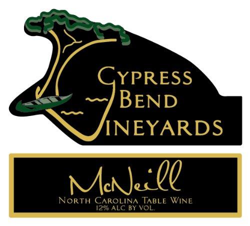 Nv Cypress Bend Vineyards Mcneill North Carolina White Table Wine 750 Ml