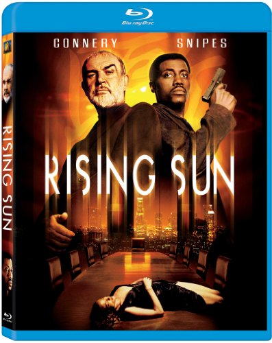 Cover art for  Rising Sun [Blu-ray]