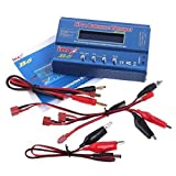 IMax B6 AC Digital LCD RC Lipo NiMh NiCD Battery Balance Charger Power Adapter T
