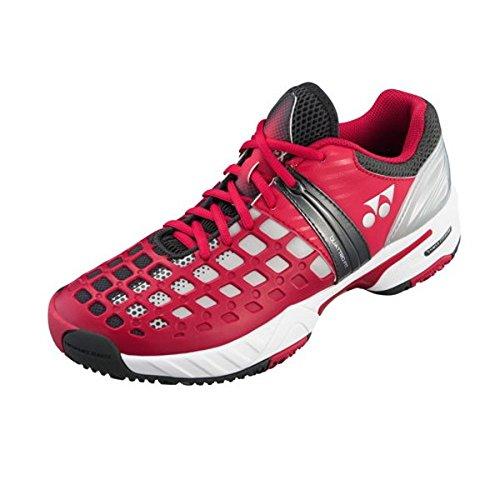 Yonex ,  Scarpe da tennis uomo rosso 43