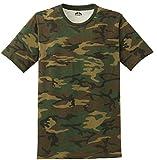 Joe's USA(tm) - Mens Military Camo-Camouflage T Shirts-2XL
