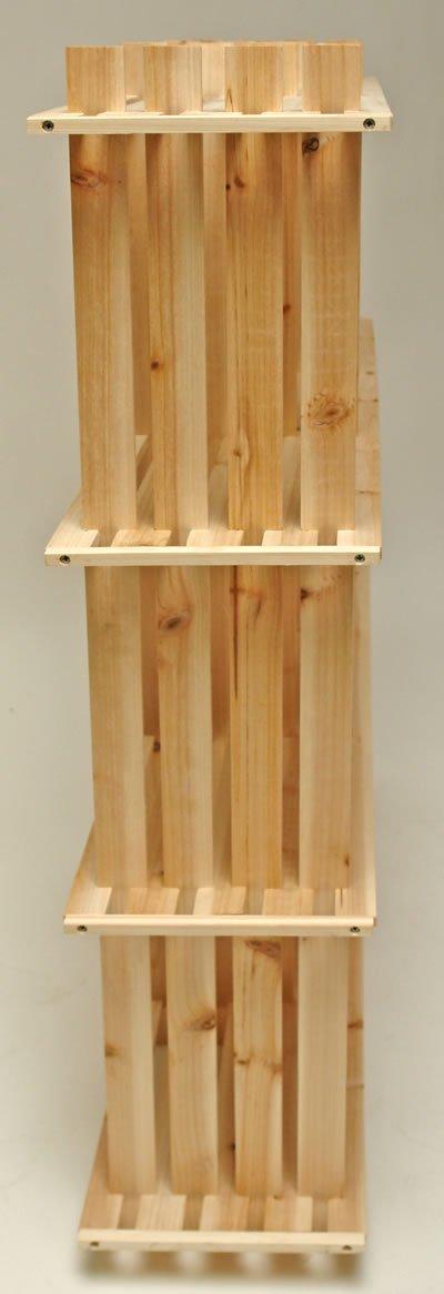 Hergestellt für DEMA Holzregal 9 Fächer
