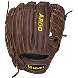 Wilson SoftFit A800 Baseball Glove, Cheyenne Penny, Right Hand Throw, 11-Inch