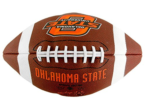 NCAA Oklahoma State Cowboys Gametime Football (Rawlings Footballs compare prices)