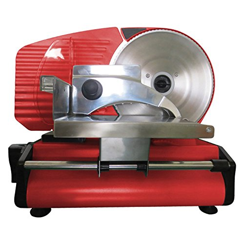 TSM Products 62113 All Purpose Meat Slicer, 8.75-Inch
