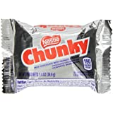 Chunky Single Candy Bars  (Pack of 48)