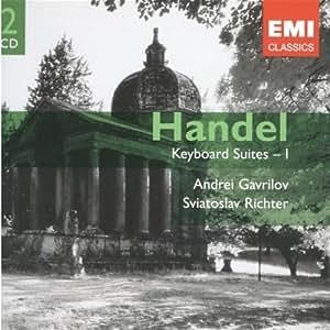 Haendel - Keyboard Suites, Vol. 1