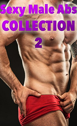 Sexy Male Six Pack Ab Collection (Photo Book) (English Edition)