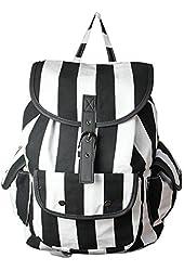 YONGER Vintage Simple Small Hobo Satchel Backpack