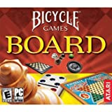 Bicycle Board Games - Jewel Case (PC)