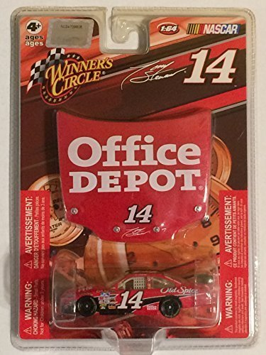 Winner's Circle 1:64 Tony Stewart Office Depot Car with Hood Magnet