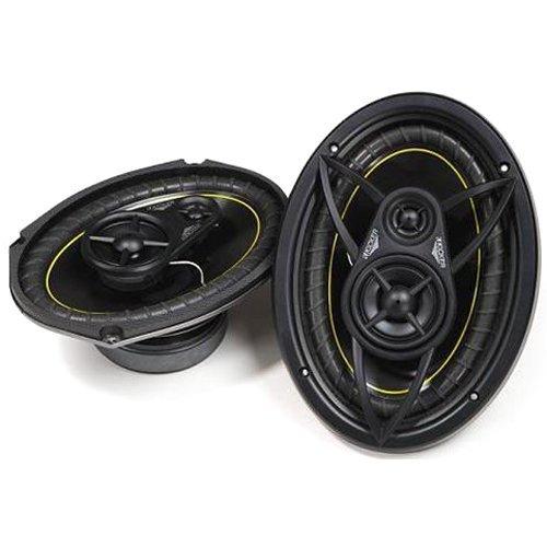 Kicker 07Ds6930 Ds-Series 6-Inch X 9-Inch 152Mm X 229Mm 3-Way Speaker (Pair)