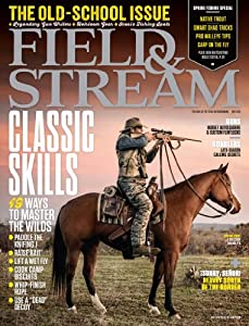 1-Yr Subscription to Field & Stream $5