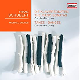 Schubert: Complete Piano Sonatas and Dances