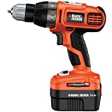 Black & Decker SS14C 14.4-Volt Smart Select Drill Driver