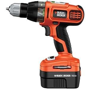 Black & Decker SS14C 14.4-Volt Smart Select Drill Driver