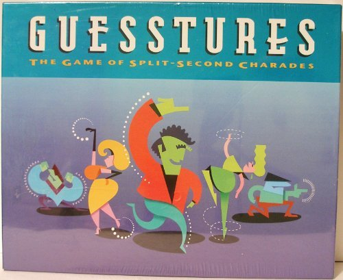 Galleon - Guesstures - The Game Of Split-Second Charades ...