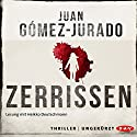 Zerrissen Audiobook by Juan Gómez-Jurado Narrated by Heikko Deutschmann