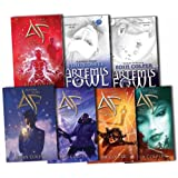 Disney Artemis Fowl Collection 7 Books Set Pack (Artemis Fowl , The Lost Colony, The Eternity Code, The Arctic Incident, The Opal Deception, The Time Paradox, The Atlantis Complex) (Artemis Fowl)by Eoin Colfer