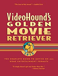 VideoHound's Golden Movie Retriever 2013