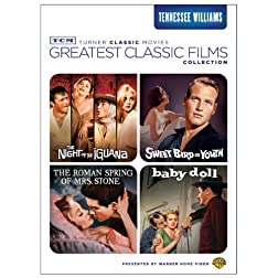 Tcm Greatest Classic Films-Tennessee Williams