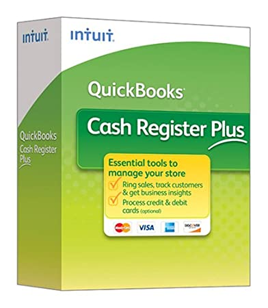 Intuit Cash Register Plus 2009 [OLD VERSION]