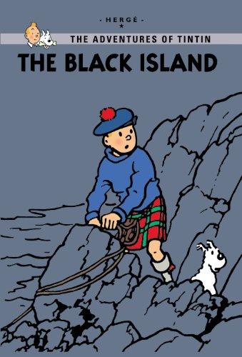 The Black Island (The Adventures of Tintin)