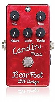 BearFoot Guitar Effects Candiru Fuzz �٥��եåȥ��������ե����� ����ǥ���ե��� ����������