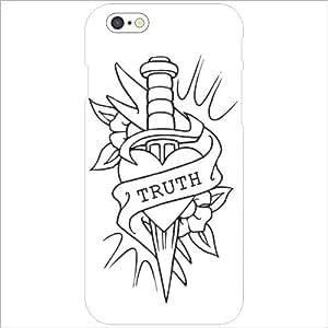 Apple iPhone 6 - Lazer Print Truth Designer Cases