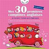 """Afficher """"Mes 30 premières comptines anglaises"""""""