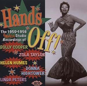 Hands Off! 1950-1956 Modern Studio Recordings