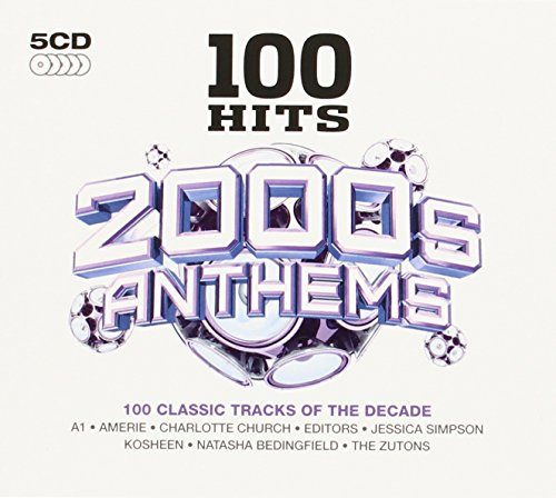 100 Hits 2000 Anthems Cd