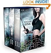 The Descent Series, Books 1-3
