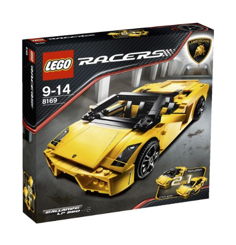 LEGO Racers 8169 Lamborghini Gallardo LP560-4 (Exclusive to Amazon.co.uk)