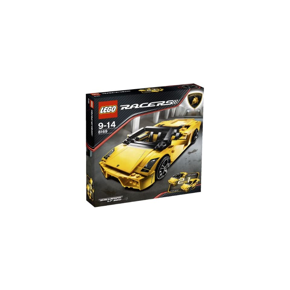 log in lego racers 8169 lamborghini gallardo lp 560 4 spielzeug lego