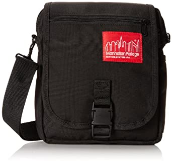 Manhattan Portage Urban Bag (Black)
