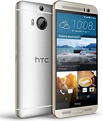 HTC One M9+ Prime Camera Edition(Gold On Silver)