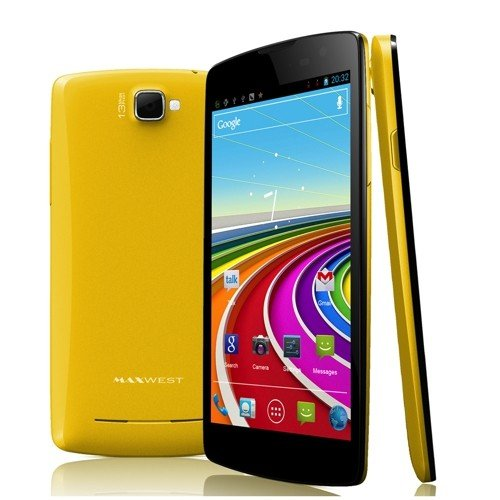 Android 44 KitKat Unlocked Smartphone Unlocked Cell Photo