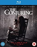 The Conjuring [Blu-ray] [2013] [Region Free]