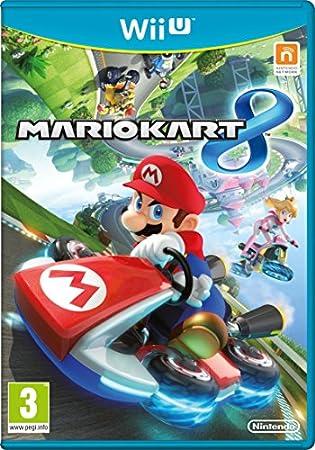 Mario Kart 8 (Nintendo Wii U) [PEGI]