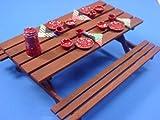Dollhouse Miniature Furniture 1: 12 Scale 6