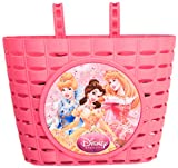 Widek Girl's Disney Princess Widek Bike Basket - Pink