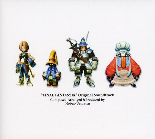 FINAL FANTASY IX ORIGINAL SOUNDTRACK