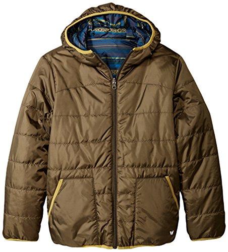 White-Sierra-Boys-Zephyr-Reversible-Jacket