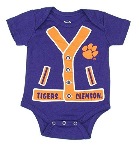 Clemson Tigers Baby Jersey, Clemson Baby Jersey, Clemson ...